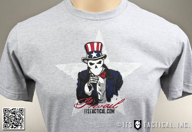 ITS Uncle Sam T-Shirt 01