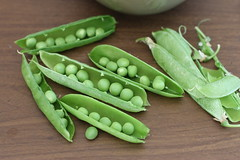 English Peas and Rice (Food Librarian) Tags: food cooking rice librarian peas savory brownrice englishpeas