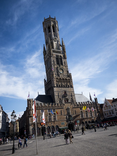 Brugge 2013: Reaching for the sky