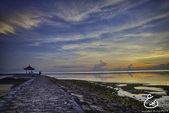 Bali  (Obaid_Musabbeh) Tags: bali seascape sunrise canon indonesia landscape 5d markii mark2 24105mm