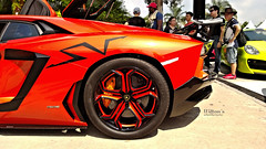 DMC Aventador LP900-4 SV edition (Jason Wilton) Tags: orange f1 international limited edition circuit lamborghini arancio sv dmc sepang argos zerotohundred 900hp timetoattack aventador lp7004 lp900