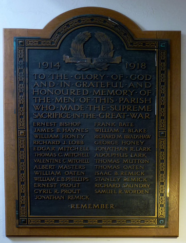 Great War Memorial, Port Isaac