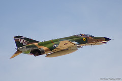 QF-4E Phantom II 82nd ATRS 74-0627 (Pasley Aviation Photography) Tags: arizona force tucson air flight ii target conference davis phantom base f4 afb drone f4e 82nd 2011 monthan azap qf4e atrs hertitage 740627