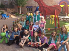Girl Scout Troop 602 (Renown Health) Tags: girl hospital children tour nevada health doctor scouts educational nurse reno germs renown renownscribbles