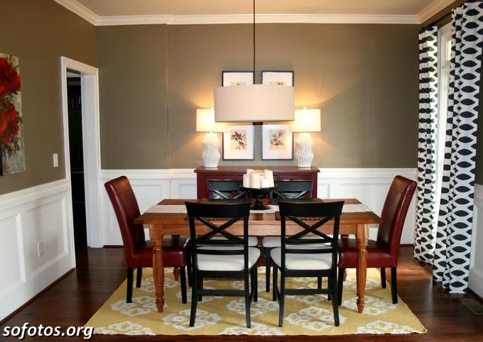 Salas de jantar decoradas (73)