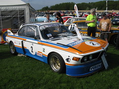BMW 3.5 CSL (nakhon100) Tags: cars racing classics bmw cs 35 coupe csl e9