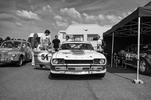 Ford Capri RS...