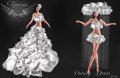 TOPAZIA-purity dress (nathaliatopaz) Tags: life fashion sl second gown purity