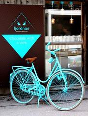 Chocolate Shop Geiranger Norway #dailyshoot