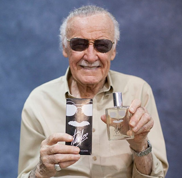 JADS International - 專屬Stan Lee 味道的簽名古龍水