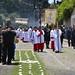 Processione per le vie di Antigua