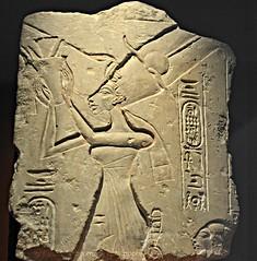 Queen Nefertiti - Ashmolean Museum Oxford (UK) (Amberinsea Photography) Tags: uk oxford nefertiti ancientegypt ashmolean ashmoleanmuseum amarna queennefertiti tellelamarna amarnaperiod amarnaart amberinseaphotography theamarnaperiod