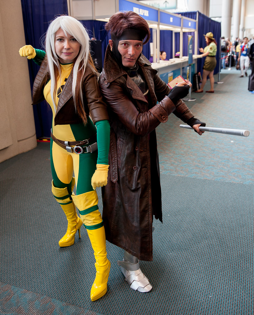 Rogue and Gambit (uncle_shoggoth) Tags california comics costume san sandiego cosplay diego convention  sc 1 st  Fiveprime & The Worldu0027s most recently posted photos of diego and rogue - Flickr ...