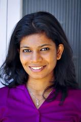 Varsha's First Shoot (mynameisharsha) Tags: girls portrait india girl beautiful beauty 50mm prime nikon pretty purple gorgeous bangalore magenta babe chick gal stunning 18 50mmf18af d5000 mynameisharsha