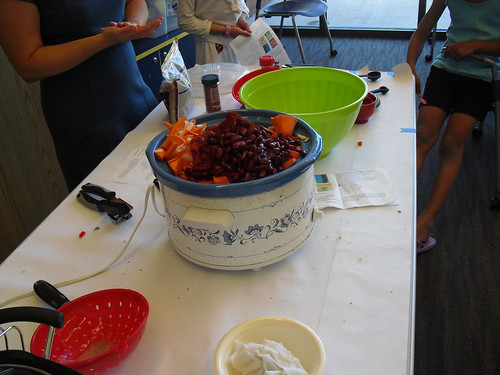 Crockpot Cooking for Kids @ The Millbrae Library