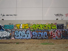 Drips TIPS Script KI Hie Sosa Sigue (236ism) Tags: graffiti los angeles tips drips script ki sosa sigue hie
