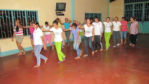 Escuela Natural Itinerante  2013. Arauquita - Arauca