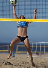 P8302457 (roel.ubels) Tags: beach sport scheveningen beachvolleyball volleyball thehague volleybal nk beachvolleybal 2013 kwalificatie nevobo