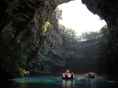 254/365 - 11/09/2013 (oana-emilia) Tags: summer holiday underground greece cave day254 undergroundlake cavelake melissanicave day254365 3652013 11sep13 365the2013edition