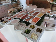 Buffet Breakfast - Anantara Bali Uluwatu (waoxwao) Tags: bali breakfast hotel resort uluwatu buffet     anantara   2013 indoneasi