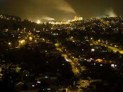 Hacia la ciudad (oscam.cl) Tags: noche olympus m42 e300 24mm vivitar helios constitucin evolt talca maule