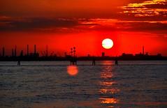 Sunset (anntu2006) Tags: sunsetinvenice