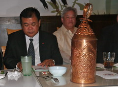 Filipino-Canadian Cabletow Service Club  - Dinner for M.W. Bro. Juanito G. Espino Jr. - 57