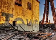 DSC_5443_4_5_tonemapped (rob dunalewicz) Tags: abandoned birmingham leer alabama hdr urbex 2014