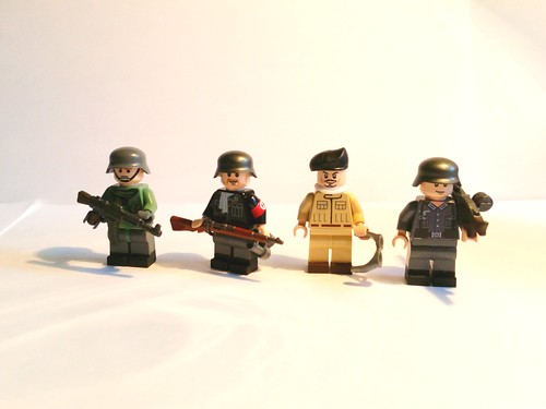 Flickriver: Most interesting photos from Lego WWII The Soviet Army pool