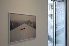 photoset: Ostlicht: Ren Hang (Brotfabrik Wien Opening, 18.3. - 19.6.2015)
