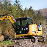 Cat 308E 2CR thumbnail