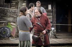 Vikings (piotr gajowniczek) Tags: fight nikon tokina ragnarok sword warsaw shield nikkor odin thor vikings viking valhalla warszawa ragnar jarl jomsborg odyn