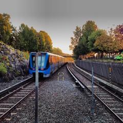 early morning subway (Mister.Marken) Tags: sweden vårberg