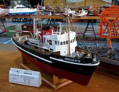 ABEILLE 16 Remorqueur de Haute mer (Maquette 1/40) (xavnco2) Tags: show france model ship tugboat tug naval amiens picardie maquette somme championnat 2015 modlisme remorqueur navigante hautemer lahotoie mycp