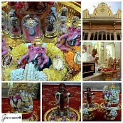 พิธีพราหมณ์ พิธีเบิกเนตร องค์มหาเทพ โดยพราหมณ์จากอินเดีย ณ วัดเทพมณเฑียร  ร้านกังกิเทน คเณศ (Kangi-Ten Ganesha)  เปิดให้บูชาองค์มหาเทพ และเครื่องสักการะบูชา วันพฤหัสฯ - วันอาทิตย์ เวลา 18:00 - 24:00 น. @ ตลาดรถไฟศรีนครินทร์ หลังซีคอน โซนตลาดนัด ล๊อค D22