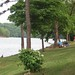 Melton Hill Tent Area