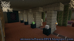 2015-05-22_23.02.12 copia (Minecrafteate) Tags: building castle medieval videogames gaming gamer castillos construcciones minecraft