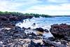 La Perouse Bay, Maui (alliance1) Tags: ocean color hawaii lava surf shoreline maui 2015 laperousebay fujifilmxt1