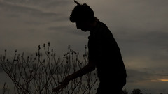 Matheus Buso (gabrielpaparotti) Tags: teenager parkour dark silhouete silhueta