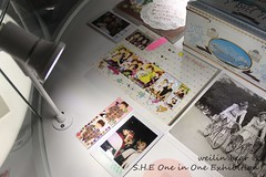 S.H.E One in One - 22 (weilin.bear) Tags: she 15thanniversary oneinone exhibition selina hebe ella taiwan taipei