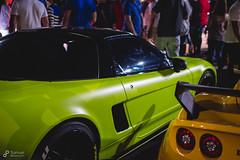 (Xeyph) Tags: car auto tuner going gold 3 wheel wheels porsche nsx acura meet tires