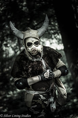 The Apokelypse 2 (silver lining studios) Tags: pokemon post apocalypse pikachu pa gas mask