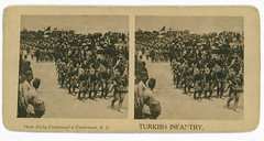 ag2000_1296_02_d11_turkey_07r_infantry_1000px_on_long_edge_jpg (SMU Central University Libraries) Tags: turkey infantry military stereographs