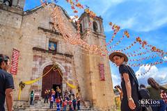 Templo de San Mateo Apóstol (Kios Photography) Tags: eco ecoturixtlan capulalpam kiosgarcia kiosphotography sierrajuarez sierranorte ixtlan ecoturismo