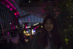 Untitled (Chang Tai Jyun) Tags: skygarden portrait uk london england shard shardtower night nightlife nightview thames riverthames   gb light