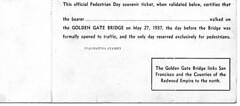 Bridge Souvenir2 (kellytenney) Tags: mikkelsen 27th golden gate bridge back may 1937