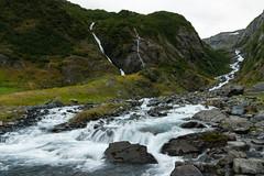 Fresh Glacial Melt (sullivan1985) Tags: alaska nature outdoors wilderness glacial melt river creek steam water rocks waterfall silt blue portage valley portagevalley ak