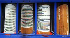 vonatösszeállítások - Debrecen állomás (peter.velthoen) Tags: debrecenállomás vonatösszeállítások vonat vonatok állomás debrecen houtenrollen analoog