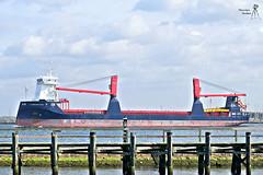 Symphony Sea, Stckgutschiff, Stapellauf 2015 (Thorsten Mothes) Tags: symphonysea warnemnde stckgutschiff cargo nordanasea