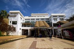 Entering the Rabat station (T   J ) Tags: morocco rabat fujifilm xt1 teeje fujinon1024mmf4